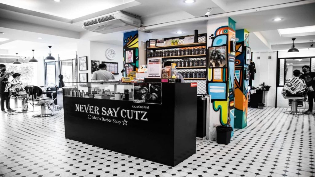 Neversaycutz Town in Town Branch